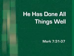 Weekly Devotional October 30, 2013