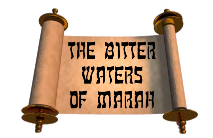 The waters of Marah