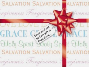 The gift of God…